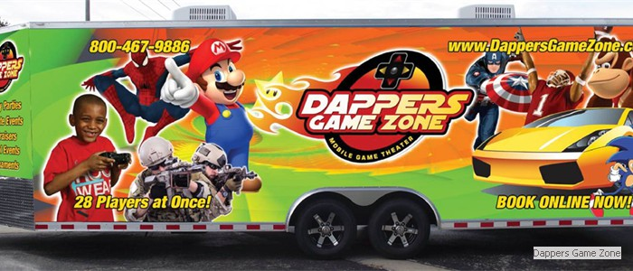 Video Game Truck Birthday Party In Chicago And Nw Indiana